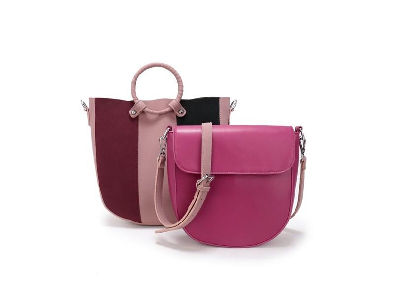 D-032 Набор сумок Ors Oro палево-розовый