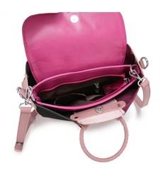 Фото 4. D-032 Набор сумок Ors Oro палево-розовый