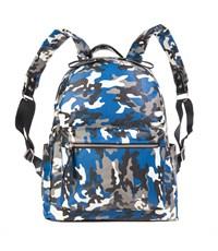 D-139 Рюкзак женский Ors Oro синий камуфляж