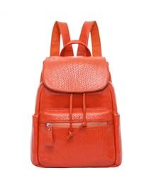 D-264 Рюкзак женский Ors Oro оранжевый