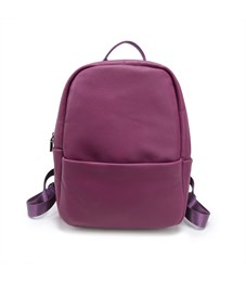 D-265 Рюкзак женский Ors Oro фиолетовый