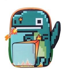 Детский рюкзак Дракоша U18-011 Зеленый