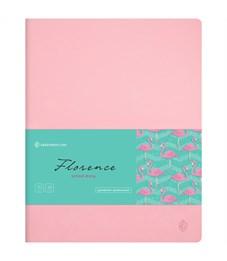 """Дневник 1-11 кл. 48л. (лайт) """"Florence. Pink"""", прошитый блок, тонир. блок"""
