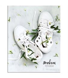 "Дневник 5-11 кл. 48л. (твердый) ""Sneakers"", матовая ламинация, уф-лак"