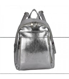 DW-958 Рюкзак (/2 серебро металлик)