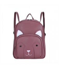 DW-988 Рюкзак с сумочкой (/3 палево-розовый)