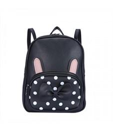 DW-990 Рюкзак с сумочкой (/1 черный)