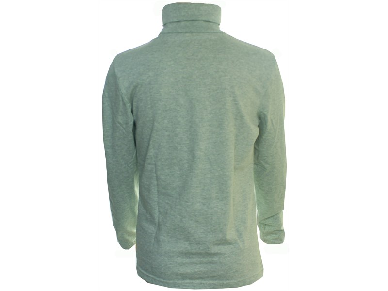 Джемпер-водолазка Снег меланж светло-зеленый 981-ДД-07 30