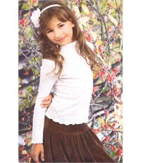 Фото 3. Джемпер для девочки Снег розовый ажур 959-ДАДВ-07