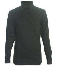 Джемпер Снег классический темно-серый 955-ДКС-07