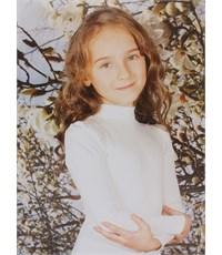 Фото 4. Джемпер Снег для девочки малиновый вышивка 1076-ДКР-09