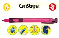 Фото 1. Механический карандаш из серии Stabilo LeftRigh для правши (R) розовый