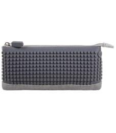 Пенал школьный пиксельный Upixel Pencil Case WY-B002 Серый
