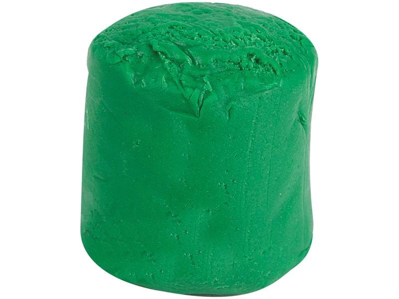 """Тесто для лепки Мульти-Пульти """"Приключения Енота"""", зеленый, 120г, пластиковое ведро"""