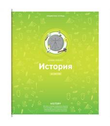 """Тетрадь предметная 48л. ArtSpace """"Яркие решения"""" - История, ВД-лак"""