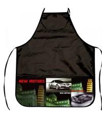 Фартук для труда с нарукавниками Оникс New Motors, тонкий
