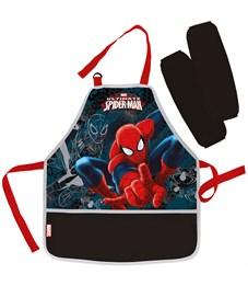 "Фартук с нарукавниками Академия Групп ""Spiderman"", 51*44см, 1 карман"