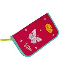Фото 4. Школьный ранец DerDieDas ErgoFlex XL Funny Butterfly с напол.