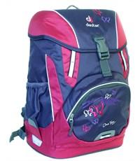 Школьный рюкзак Deuter OneTwo Фиолетовая бабочка