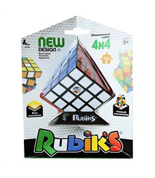"""Игра-головоломка Rubik's """"Кубик Рубика"""", 4*4, пластик, от 8-ми лет, блистер"""