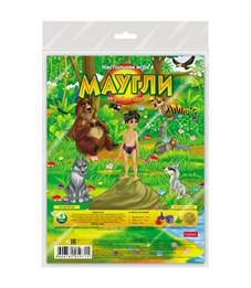 """Игра настольная A3 Hatber """"Маугли"""", с кубиком и фишками"""