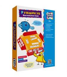 "Игра настольная Kribly Boo ""Руммикуб"", картонная коробка"