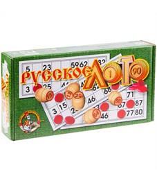 Игра настольная Лото, Десятое королевство, классическое, картонная коробка
