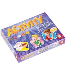 """Игра настольная Piatnik """"Activity. Вперед! для детей"""", картонная коробка"""
