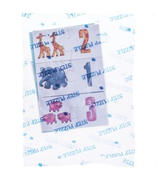 """Фото 2. Игра обучающая Step Puzzle """"Мои первые цифры"""", картонная коробка"""