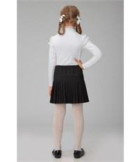 Фото 3. Юбка школьная Инфанта плиссированная, черная