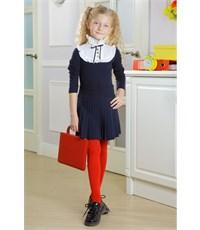 Фото 4. Юбка школьная Маленькая леди черная плиссированная