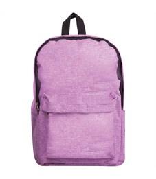 Рюкзак ArtSpace Casual, 47*29*14см, 1 отделение, 1 карман, уплотненная спинка, фиолетовый