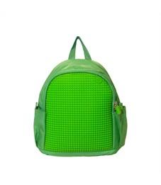 Рюкзак детский пиксельный Upixel MINI Backpack WY-A012 Зеленый-Зеленый