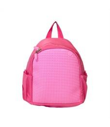 Рюкзак детский пиксельный Upixel MINI Backpack WY-A012 Розовый-Розовый