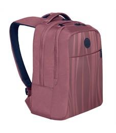 Рюкзак Grizzly, 28*40*16см, 2 отделения, 1 карман, укрепленная спинка, темно-розовый