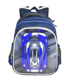 Фото 1. Рюкзак школьный формованный облегченный Ufo People 3D 5268