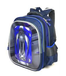Фото 3. Рюкзак школьный формованный облегченный Ufo People 3D 5268