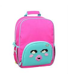 Фото 2. Рюкзак школьный пиксельный Upixel Bright Colors WY-A022-a Розовый