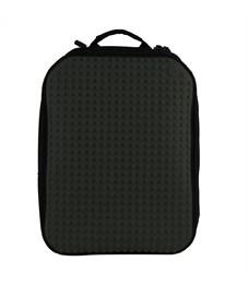 Рюкзак школьный пиксельный Upixel Canvas Classic WY-A001 Черный