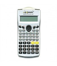 Калькулятор inФОРМАТ KNA01, 12 р, серый, научный