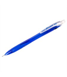 """Карандаш механический Pilot """"Rexgrip"""" 0,5мм, с ластиком, синий корпус"""