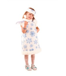 Карнавальный костюм Батик Снежинка