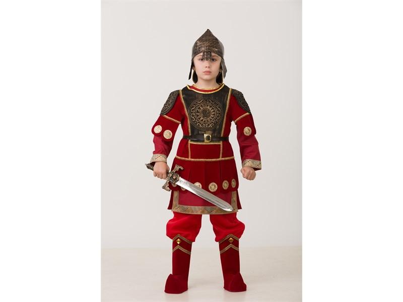 Карнавальный костюм Добрыня в доспехах Батик