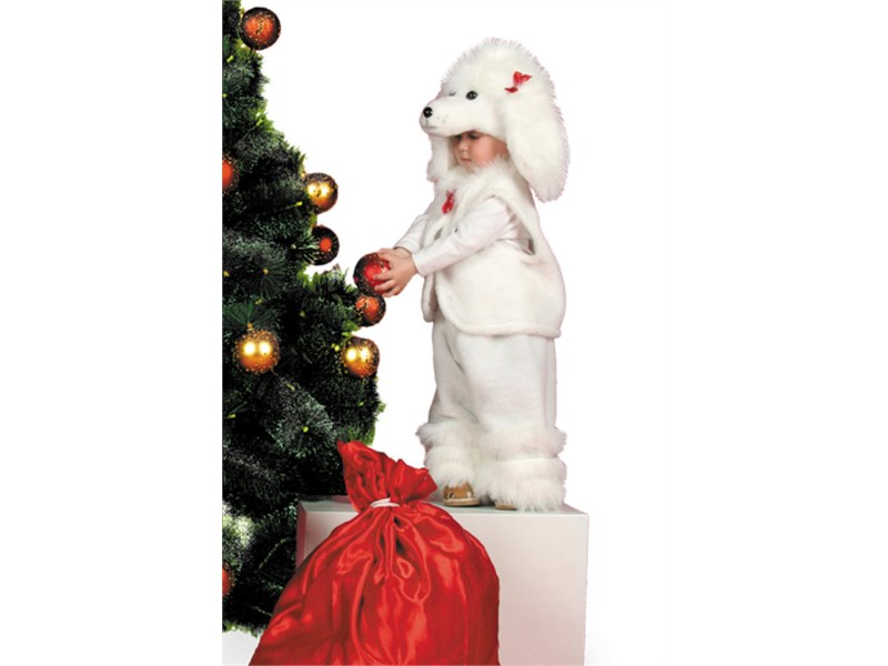 Карнавальный костюм Батик Пудель