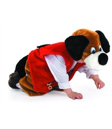Карнавальный костюм Батик Собака Чапа
