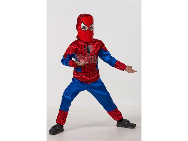 Карнавальный костюм Человек-Паук Батик