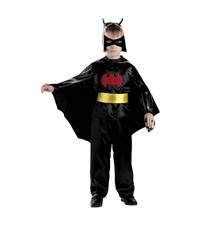 Карнавальный костюм Чёрный Плащ Батик