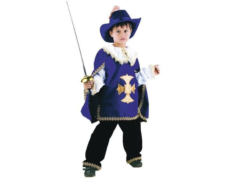 Карнавальный костюм БатикМушкетер Короля