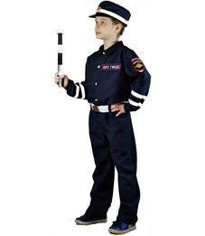 Карнавальный костюм ДПС детская форма  Карнавалия