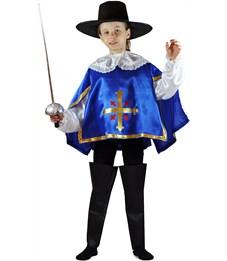 Карнавальный костюм Карнавалия Мушкетер королевский